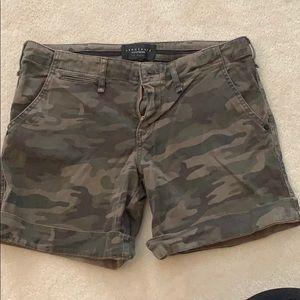 Sanctuary cargo shorts